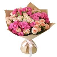 Доставка цветов рязань не дорогой букеты из конфет на свадьбу в подольске